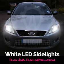For Ford Mondeo MK4 2007-2014 White LED Sidelight Bulbs Upgrade *SALE*