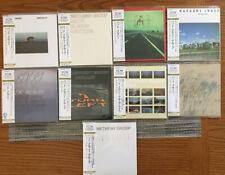Pat Metheny Group Japan 24K Gold Mini LP CD's (11 CD's)