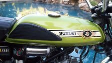 "MORROW GREEN Custom Mix Paint for Suzuki Motorcycles- PINT - T125R ""Stinger"""