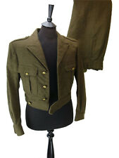 French Army Military Battledress Uniform Size No 23/34 - Armentieres