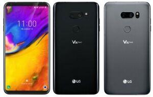LG V35 ThinQ LM V350A Mobile GSM Factory Unlocked 64GB Smartphone - Good