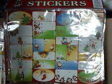 Stickers Auguri Natale regalo