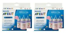 Philips Avent Bottle Bpa Free, 3 Wide Neck Bottles, 9 Oz Colors Vary (Pack of 2)