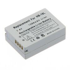 Batterie 1200mAh NB-10L pour Canon Powershot G1 X G15 SX40 HS SX50 HS