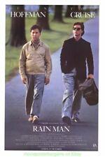 RAINMAN MOVIE POSTER Original 27x41 Rolled Mint One Sheet TOM CRUISE
