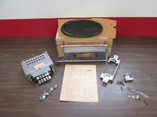 1967 MERCURY COMET CAPRI PUSH BUTTON AM TRANSISTOR RADIO KIT WITH DASH BEZEL 418