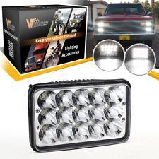 1pcs 4x6 inch LED REAL CREE 45w Headlight Sealed Hi/Lo Beam Bulb for Nissan Jeep