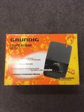 Cassette - Recorder - Kassettenrecorder - Grundig CR 120A - funktionsfähig