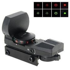 Tactical Red Dot Sight Holographic Reflex Optics Dot Sight For Rifle Handgun