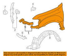 TOYOTA OEM 01-04 Sequoia-Front Fender Quarter Panel Left 538020C080