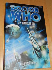 Doctor Who: City at World's End by Christopher Bulis (Paperback, 1999)