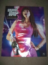 Grand Theft Auto GTA Episodes from Liberty City Poster & Map Official Poster