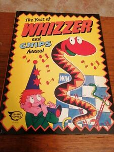 The Best Of Whizzer And Chips Annual Classic Comics 2014 Near Mint Condition