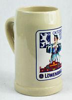 """Löwenbräu Bier Brauerei, """"OKTOBERFEST 2013""""  Seidel, Bierkrug 0,5 Liter Humpen"""