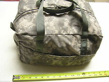 *Bug Out Bag Lockable Digital Camo Color Gym Bag