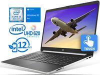 """HP 15, 15"""" HD Touch, i5-8265U, 8GB RAM, 1TB SSD, Windows 10 Pro"""