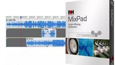 MixPad Multitrack Sound Recording / Masters Edition/License code.