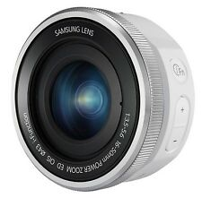 Samsung NX16-50mm Power Zoom ED OIS Lens Samsung NX (White) -White Box