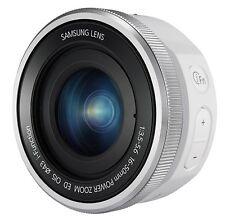 Samsung NX16-50mm Power Zoom ED OIS Lens Samsung NX (White) -Retail Box
