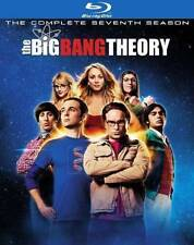 BIG BANG THEORY SEASON 7 (Blu-ray, 2014, 3-Disc Set) NEW