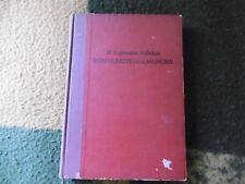 LIBRO EL INGENIOSO HIDALGO DON QUIJOTE DE LA MANCHA,1952