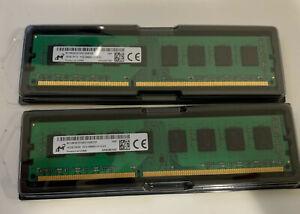 *AS-IS* 32gb Micron ddr3 1600 RAM