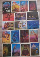 20 Russian Child SET Fairy-tale PC Post Card Kid Old Juan Bear Giant Children