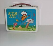 Mint Unused Atom Ant Lunchbox 1966 Beauty Must See !