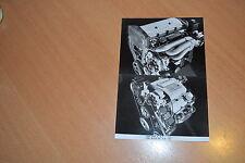 PHOTO DE PRESSE ( PRESS PHOTO ) Buick moteurs Quad 4 2.3 & V6 3.8 de 1988 GM235