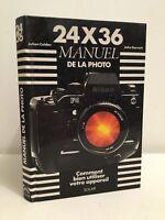 24x36 Manuel de La Fotos Como Bien Utilizar Su Cámara Solar 1989