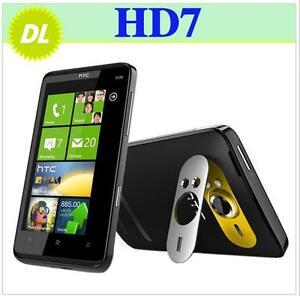 "T9292 Original HTC HD7 3G Windows Phone 7 T-Mobile GPS WIFI 5MP 4.3"" TouchScreen"