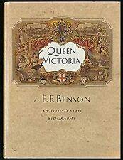 Queen Victoria : An Illustrate Hardcover Benson