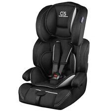 Cozy n Safe Logan Group 1/2/3 Kids Lightweight Car Seat - Black / Grey