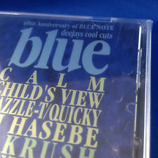 BLUE NOTE RECORDS VA: Deejays Cool Cuts (Blue Note 60th Anniversary) TOCP-65099