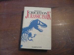Michael Crichton Jurassic park Garzanti