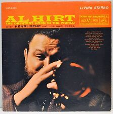 "AL HIRT ""The Greatest Horn In The World""  1961 Vinyl LP  RCA LSP-2366"