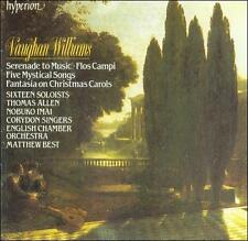 Vaughan Williams: Serenade to Music; Five Mystical Songs; Fantasia on Christmas