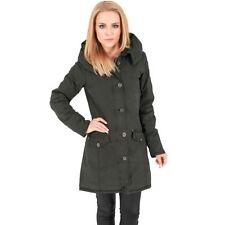 Cappotti e giacche da donna verde lunghezza ai fianchi taglia S