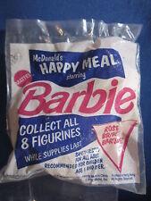 McDonalds 1991 Happy Meal Toy Barbie Rose Bride Barbie