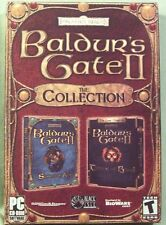 Baldur's Gate II: The Collection PC new in box (no bonus disc)