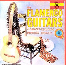 Various Artists : Guitarras Flamencas Las, Fandangos De Hu CD