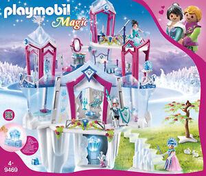 Playmobil 9469 Funkelndes Kristallschloss