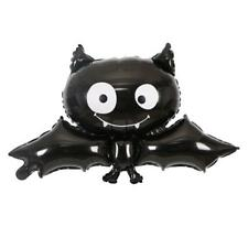 👻3 X GIANT BAT FOIL BALLOONS HALLOWEEN Decoration Party Home Prop Air Helium👻