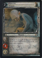 Lord of the Rings CCG TCG Helm's Deep - GOLLUM Stinker - RARE