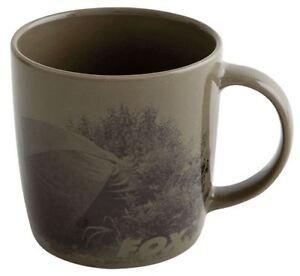 Fox Ceramic Mug Scenic / Carp Fishing