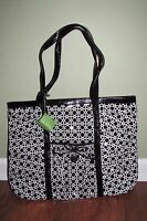 Vera Bradley NIGHT & DAY Frill Limited Edition Large TAKE ME WITH YOU Tote - NWT