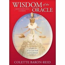 Wisdom of The Oracle Divination Cards Ask and Know 9781401946425