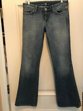 SEVEN 7 FOR ALL MANKIND  A Pocket Jeans 28