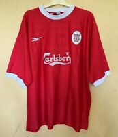 FC LIVERPOOL 19982000 HOME FOOTBALL JERSEY CAMISETA SOCCER MAGLIA SHIRT VINTAGE