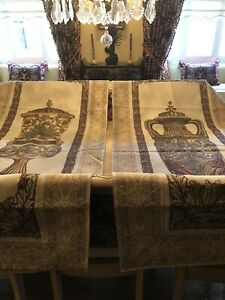 Pair Of Gorgeous Tapestries